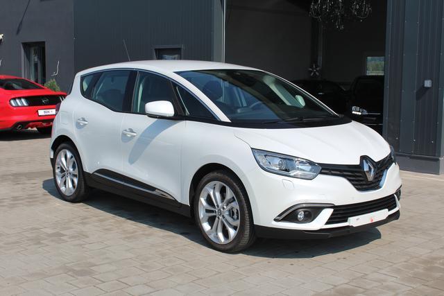 Renault Scenic - TCe 130-Navi-Klimaautomatik-Spurhalteassistent-Bluetooth-MFL-SHZG-TOP AKTION Sofort