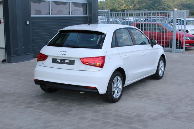 Audi A1 Sportback - 1.4 TFSI 125 PS-Garantie 4 Jahre-Klima-Sitzheizung-MFL-Tempomat-TOP AKTION Sofort