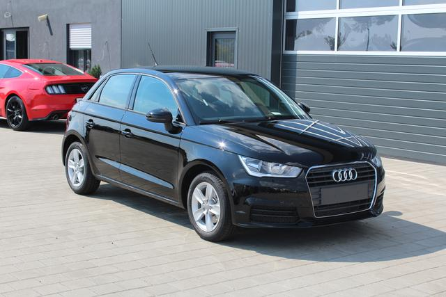 Audi A1 Sportback - 1.4 TFSI 125 PS-Garantie 4 Jahre-Navi-Klima-Sitzheizung-MFL-Tempomat-TOP AKTION Sofort
