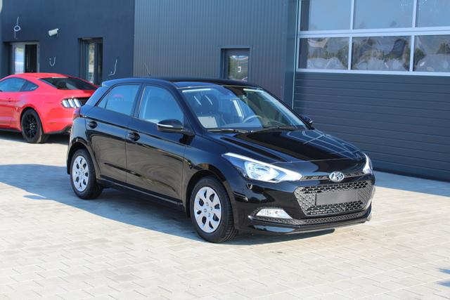 Hyundai i20 - 1.0 T-GDI 100 PS-Klima-SHZ-Lenkradheizung