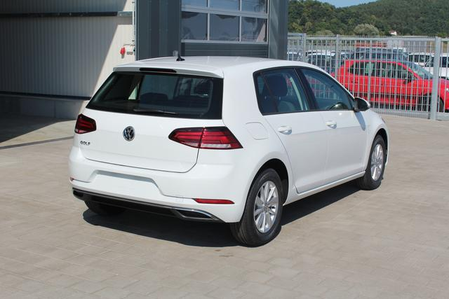 Volkswagen Golf - 1.0 TSI 110 PS DSG-Frontassistent-Climatronic-Bluetooth-MFL-TOP Aktion Sofort