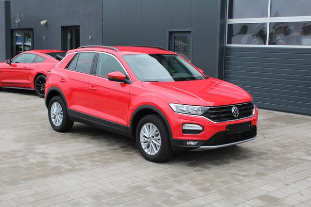 Volkswagen T-Roc - 1.5 TSI 150 PS Comfortline-Front Assistent-PDC Vu.H-Climatronic-MFL-SHZG-Bluetooth-TOP Sofort