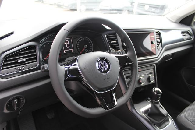 Volkswagen T-Roc 1.0 TSI 116 PS-Front Assistent-PDC Vu.H-Bluetooth-Klima-TOP Sofort