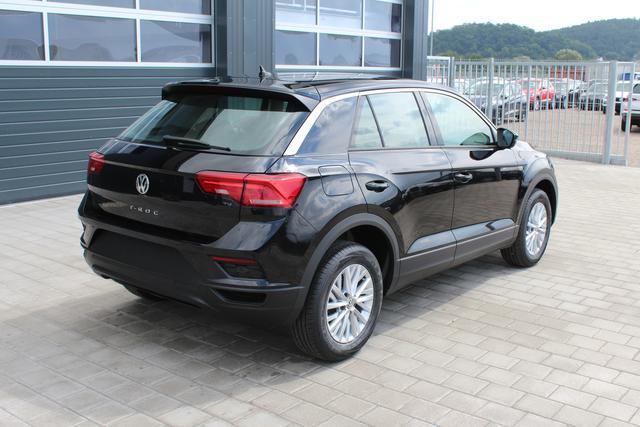 Volkswagen T-Roc - 1.0 TSI 116 PS-Front Assistent-PDC Vu.H-Bluetooth-Klima-TOP Sofort
