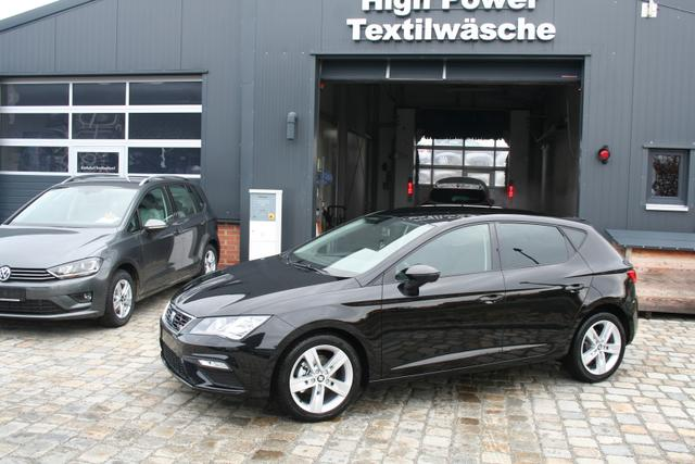 Seat Leon - Facelift 1.4 TSI 150 PS FR-Teilleder-Tempomat-Sitzheizung-Bluetooth-MFL-Climatronic-TOP Sofort