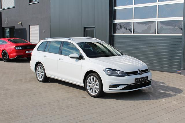 Volkswagen Golf Variant - 1.4 TSI 125 PS Maraton Edition-Garantie 5 Jahre-LED Scheinwerfer-Climatronic-PDC Vu.H-Bluetooth-TOP Aktion sofort