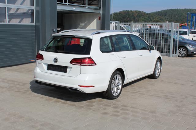 Volkswagen Golf Variant - 1.4 TSI 125 PS Maraton Edition-Garantie 5 Jahre-LED Scheinwerfer-Kamera-Climatronic-PDC Vu.H-Spiegel anklappbar-TOP Aktion sofort