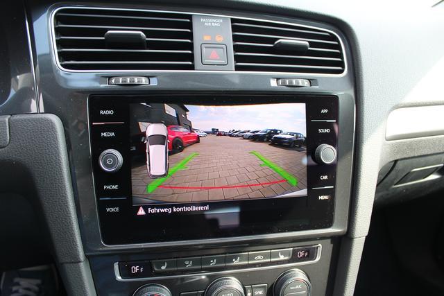 Volkswagen Golf Variant 1.4 TSI 125 PS Maraton Edition-Garantie 5 Jahre-LED Scheinwerfer-Kamera-Climatronic-PDC Vu.H-Spiegel anklappbar-TOP Aktion sofort