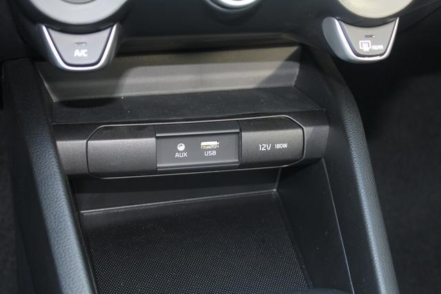 Kia Stonic 1.25 CVVT 84 PS Comfort-Klima-Bluetooth-MFL-Radio-TOP Aktion Sofort