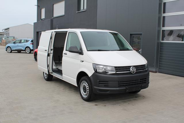 Volkswagen T6 Transporter - 2.0 TDI 102 PS-Climatic-Schiebetür-Start Stopp-TOP Aktion Sofort