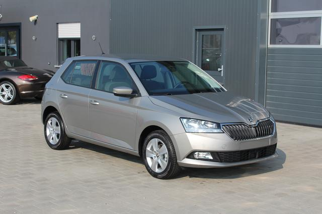 Skoda Fabia - Facelift !! 1.0 TSI 95 PS Ambition-Navi-5 Jahre Garantie-Klima-Frontassistent-SHZG-TOP Aktion Sofort