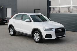 Audi Q3 - 1.4 TFSI 150 PS-LED Scheinwerfer-AHK-4 Jahre Garantie-el. Heckklappe-Connectivity Paket-sofort