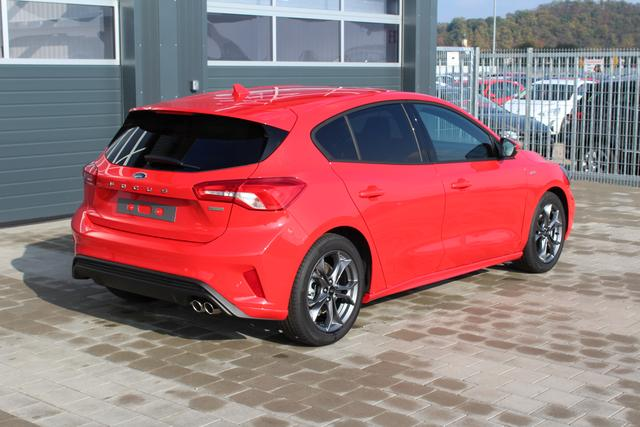 Ford Focus 4 Türer Neuer St Line 10 Ecoboost 125 Ps 5 Jahre