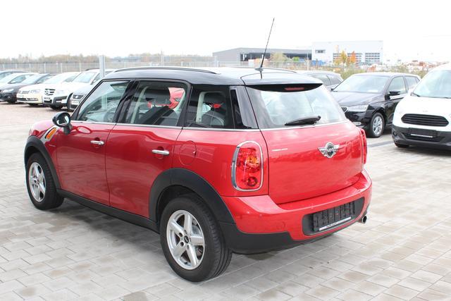 """Gebrauchtfahrzeug Mini Countryman - 1.6 122 PS-Einparkhilfe-Klima-16""""Alu-RadioMP3-Sofort"""