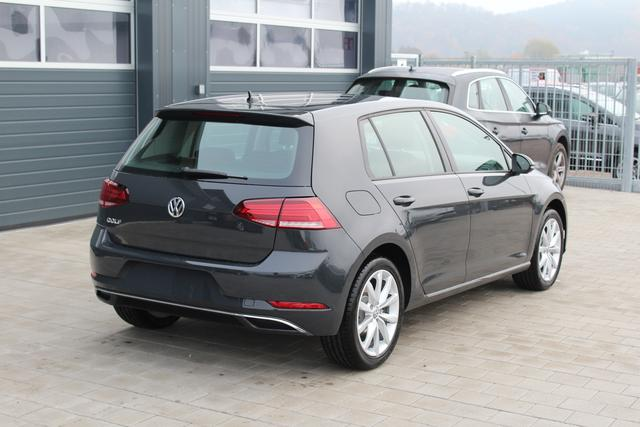Volkswagen Golf - 1.5 TSI 150 PS Maraton Edition-LED-5 Jahre Garantie-Front Assistent-PDC V+H-Bluetooth-Sofort