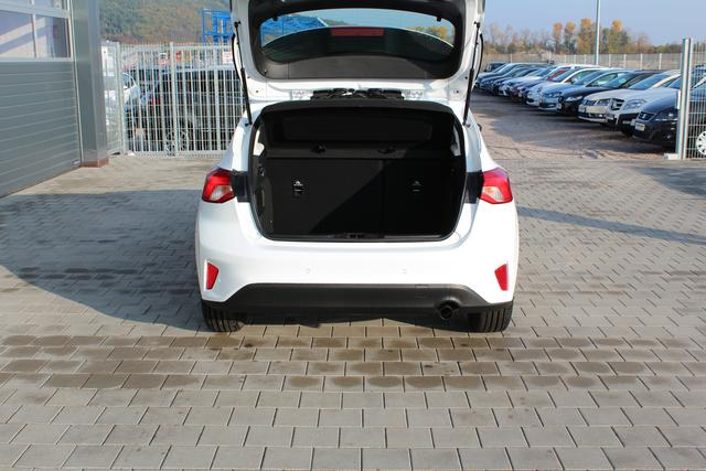 Ford Focus 1.0 EcoBoost 100 PS-Winterpaket-PDC-Tempomat + Limiter-Bluetooth-Radio USB-TOP Aktion Sofort