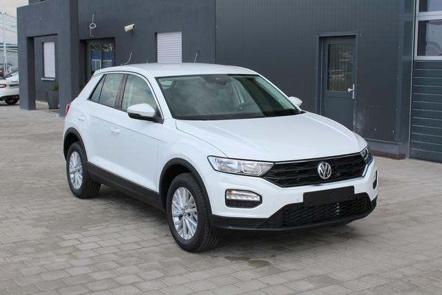 Volkswagen T-Roc 1.0 TSI 116 PS-Front Assistent-Climatronic-PDC Vu.H-Bluetooth-TOP Sofort BFY