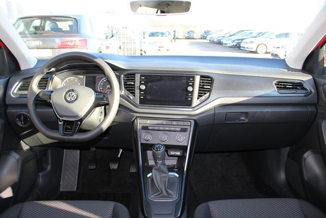 Volkswagen T-Roc 1.0 TSI 116 PS-Front Assistent-PDC Vu.H-Bluetooth-Klima-TOP Sofort