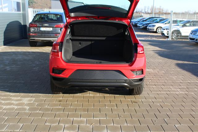 Volkswagen T-Roc 1.0 TSI 116 PS-Front Assistent-PDC Vu.H-Bluetooth-Klima-TOP Sofort BFY