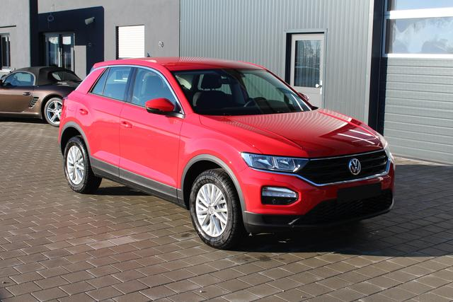T-Roc 1.0 TSI 116 PS-Front Assistent-PDC Vu.H-Bluetooth-Klima-TOP Sofort BFY