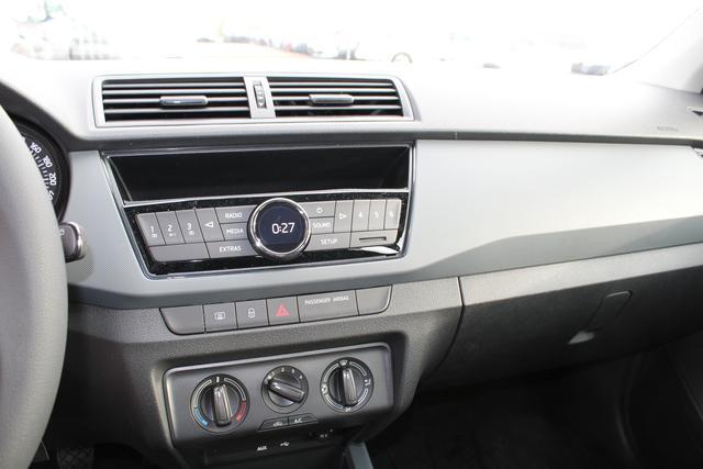 Skoda Fabia Combi 1.0 TSI 95 PS-Klimaanlage-Radio-TOP AKTION Sofort