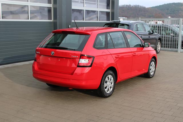 Skoda Fabia Combi - 1.0 TSI 95 PS-Klimaanlage-Radio-TOP AKTION Sofort