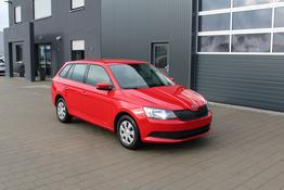 Fabia Combi - 1.0 TSI 95 PS-Klimaanlage-Radio-TOP AKTION Sofort