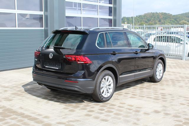 Volkswagen Tiguan - 1.4 TSI 125 PS AHK-Navi-Climatronic 3 Zonen-Front Assistent-Fernlichtassistent-PDC Vu.H- Sofort