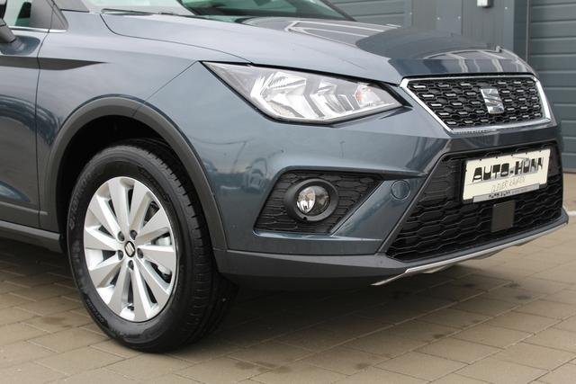 Seat Arona 1.0 TSI 95 PS Xcellence BICOLORE-Keyless Go-Klima-Winter Paket-Bluetooth-Front Assistent-TOP Sofort