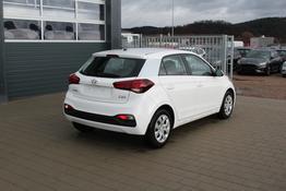 i20 - Facelift !!! 1.2 75 PS Fresh-Klimaanlage-Alarmanlage-Lenkradheizung-Radio-Sitzheizung-TOP AKTION Sofort