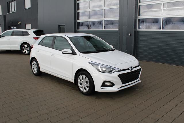 Hyundai i20 - Facelift !!! 1.2 75 PS Fresh-Klimaanlage-Alarmanlage-Lenkradheizung-Radio-Sitzheizung-TOP AKTION Sofort