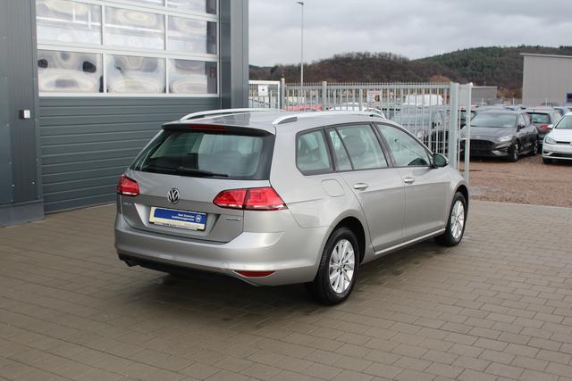 Volkswagen Golf Variant - 1.6 TDI 110 PS BlueMotion-Climatronic-Comfort Edition-Sofort