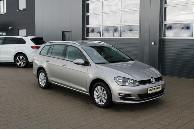 Volkswagen Golf Variant - 1.6 TDI 110 PS BlueMotion-Climatronic-Comfort Edition-Sofort