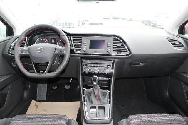 Seat Leon ST Facelift-1.4 TSI 125 PS FR-Climatronic-MFL-SHZG-TOP Sofort