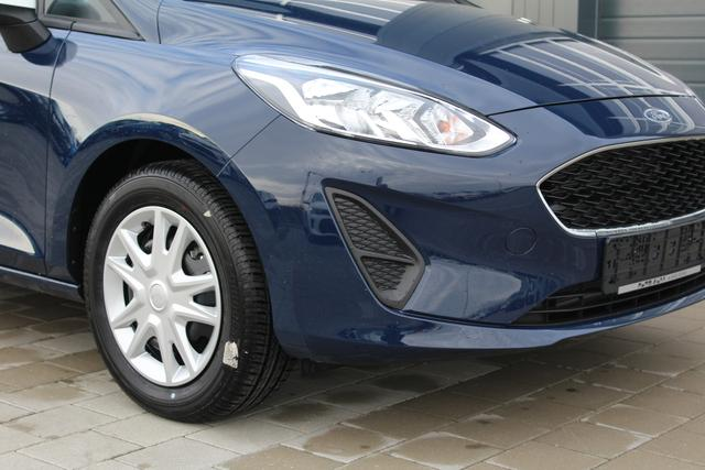 Ford Fiesta 1.1 Duratec TI-VCT 85 PS bicolor-PDC-Klima-Winterpaket-Bluetooth-MFL-TOP Sofort