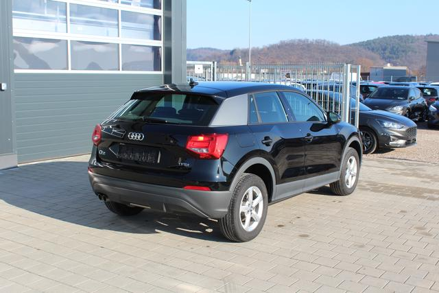 Audi Q2 - 1.4 TFSI 150 PS-3 Jahre Garantie-Navi-Bluetooth-MFL-Climatronic-TOP Sofort