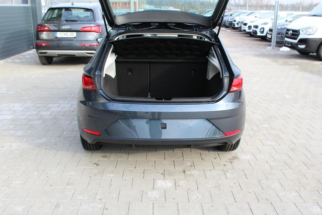 Seat Leon 1.0 TSI 86 PS Reference-Climatronic-Winterpaket-MFL-Bluetooth-Sofort