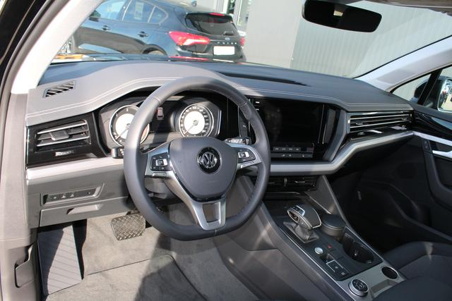Volkswagen Touareg V6 3.0 TDI 231 PS 4x4 Automatik Style-AHK-LED Scheinwerfer-Navi-Frontassistent-PDC-TOP Aktion