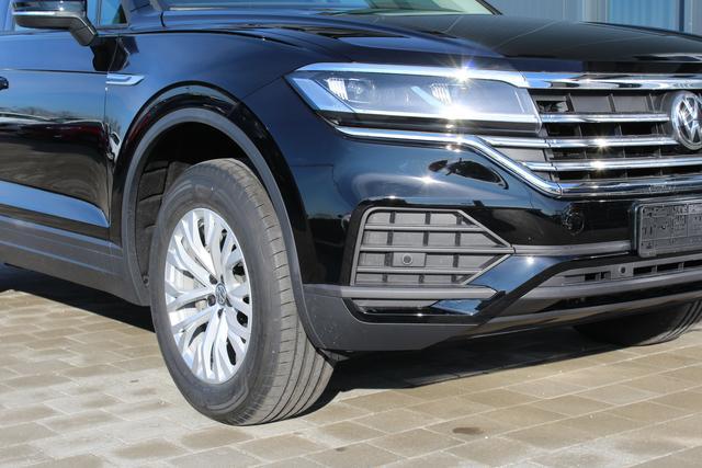 Volkswagen Touareg V6 3.0 TDI 231 PS 4x4 Automatik Style-AHK-LED Scheinwerfer-Navi-Frontassistent-PDC-TOP Aktion