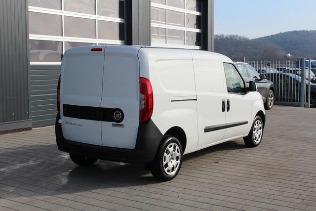 Fiat Doblo - Maxi L2H1 1.4 16V 95 PS Professional-Klima-Trennwand-Nebelscheinwerfer-Schiebetür rechts-TOP Sofort