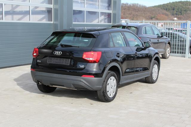 Audi Q2 - 1.0 TFSI 116 PS-Klimaanlage-4 Jahre Garantie-MMI-SHZG-Sofort
