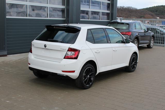 Skoda Fabia - Facelift !!! 1.0 TSI 110 PS Monte Carlo-Garantie 5 Jahre-LED Scheinwerfer-Klimaautomatik-u.v.m. TOP Aktion Sofort