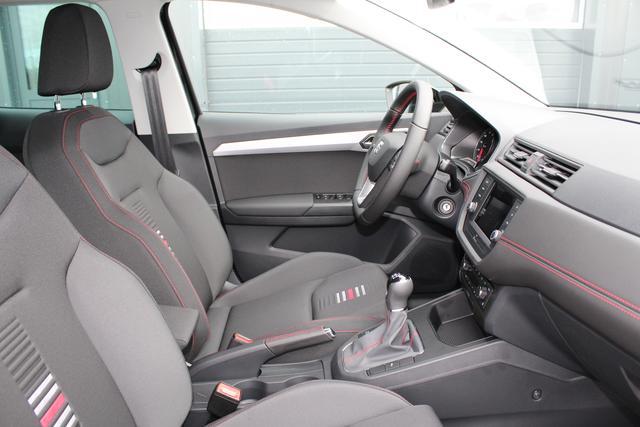 "Seat Ibiza FR 1.0 TSI DSG 116 PS-5JahreGarantie-2xPDC-SHZ-Climatronic-NSW-Tempomat-17""Alu"