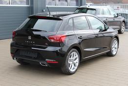 "Ibiza - FR 1.0 TSI DSG 116 PS-5JahreGarantie-2xPDC-SHZ-Climatronic-NSW-Tempomat-17""Alu"