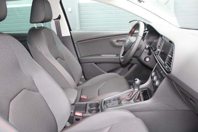 Seat Leon ST 1.5 TSI 130 PS FR-4 Jahre Garantie-LED Scheinwerfer-Navi-Climatronic-Rückfahrkamera-Winterpaket-TOP Sofort
