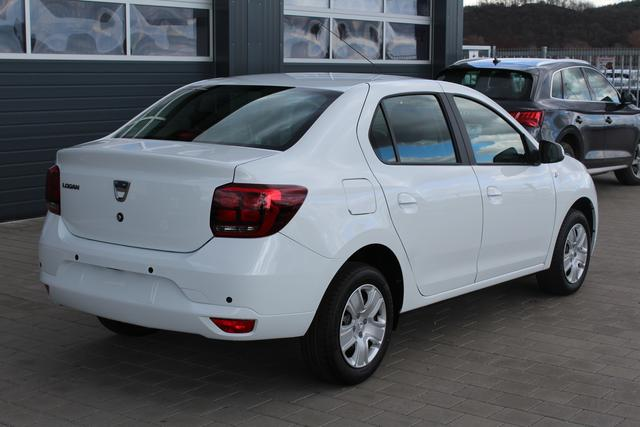 Dacia Logan - 1.0 73 PS SCe 75 Comfort-Einparkhilfe-Klimaanlage-Bluetooth-Radio mit USB-TOP Aktion Sofort