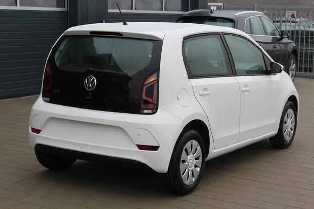 Volkswagen up! - 1.0 MPI 75 PS Marathon Edition-Klimaautomatik-Winterpaket-Bluetooth-Einparkhilfe-TOP Aktion Sofort