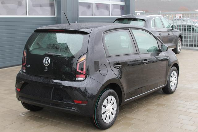 Volkswagen up! - 1.0 MPI 60 PS Marathon Edition-Klimaautomatik-Winterpaket-Bluetooth-Einparkhilfe-TOP Aktion Sofort