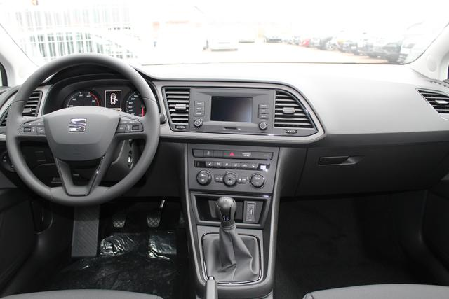 Seat Leon ST 1.0 TSI 86 PS Reference-Climatronic-Winterpaket-MFL-Bluetooth-Sofort