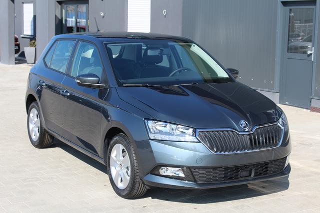Skoda Fabia - Facelift !! 1.0 TSI 95 PS Ambition-5 Jahre Garantie-Klima-Frontassistent-SHZG-TOP Aktion Sofort
